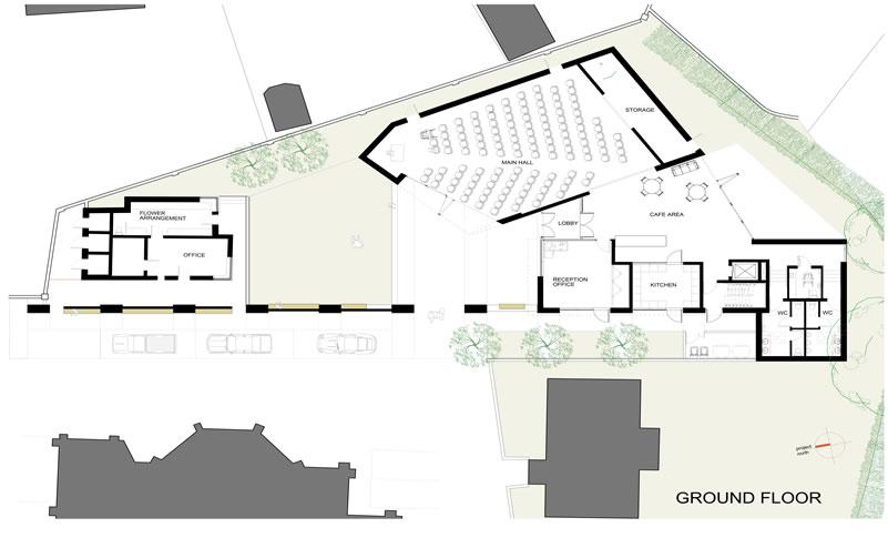 Pastoral Centre-Graham Architecture