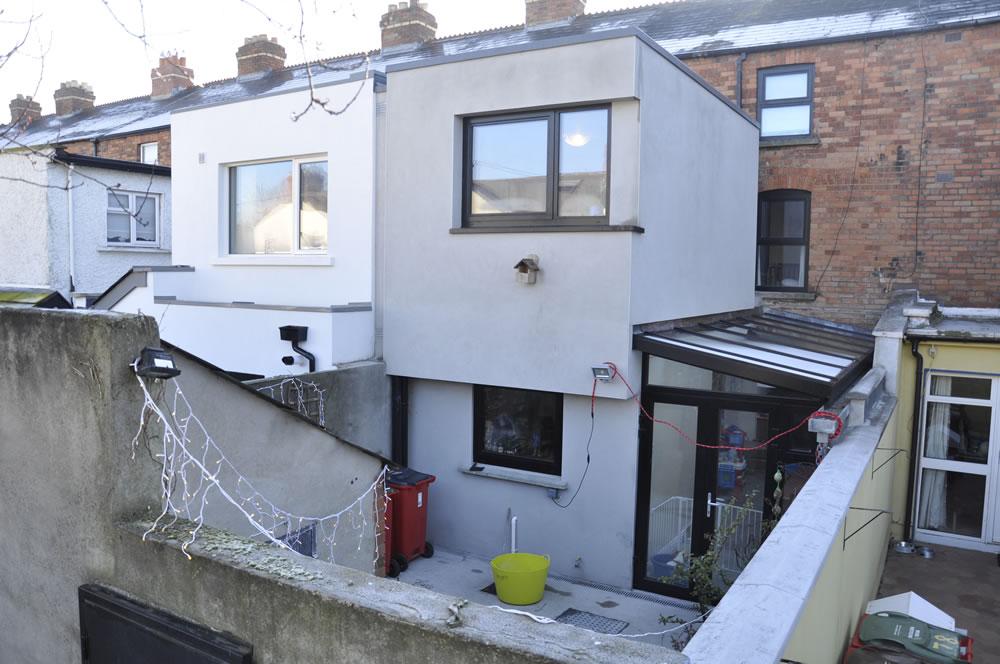Extension, Drumcondra, Dublin
