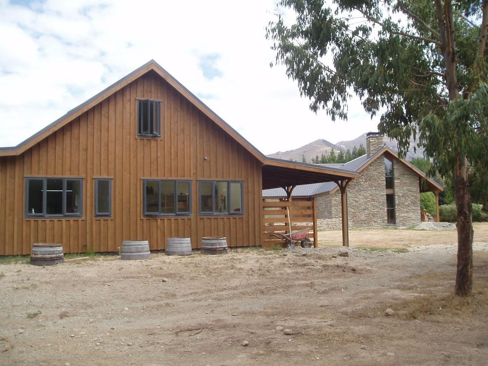 Reid House, Wanaka